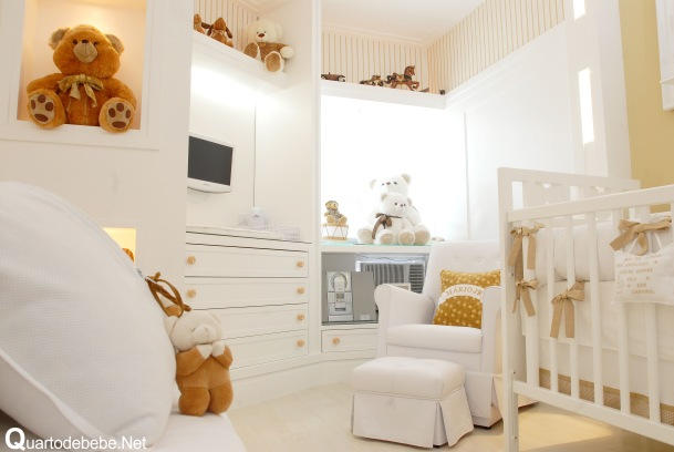 decoracao interiores quartos bebe – Doitric