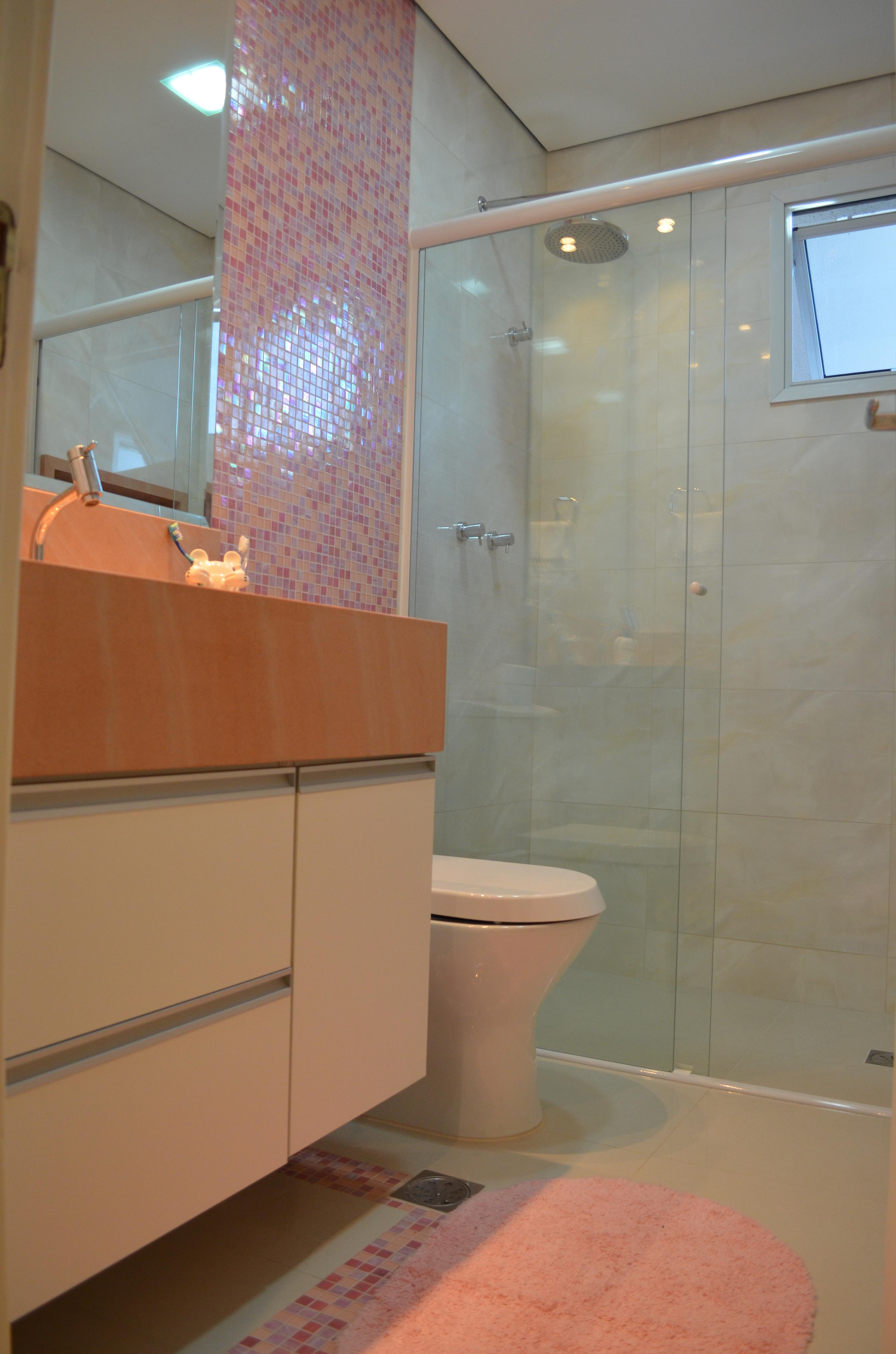 Projeto Reforma Banheiro – Mogi das Cruzes LA LINEA #2E699D 3264 4928