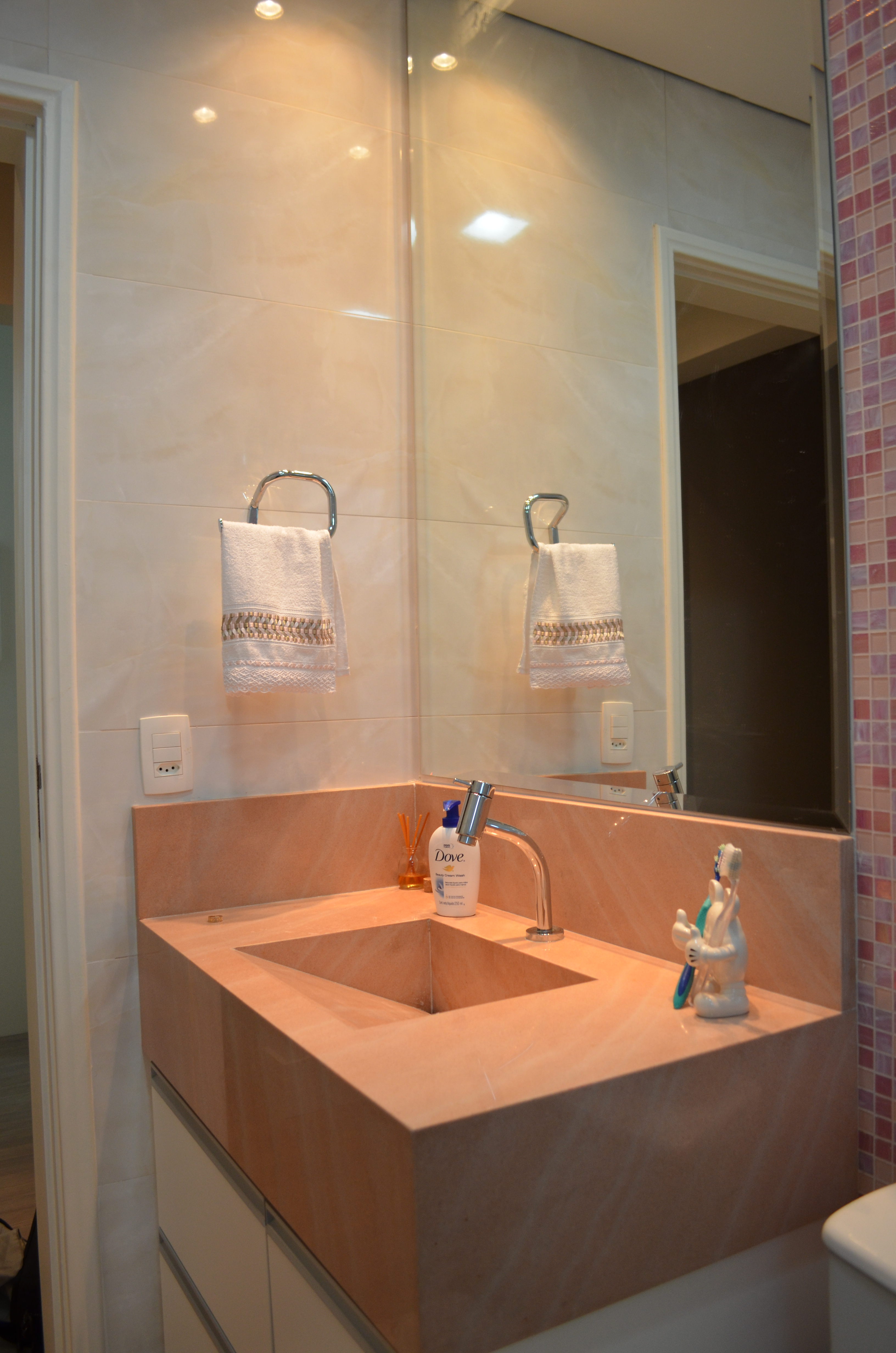 Projeto Reforma Banheiro – Mogi das Cruzes LA LINEA #966735 3264 4928