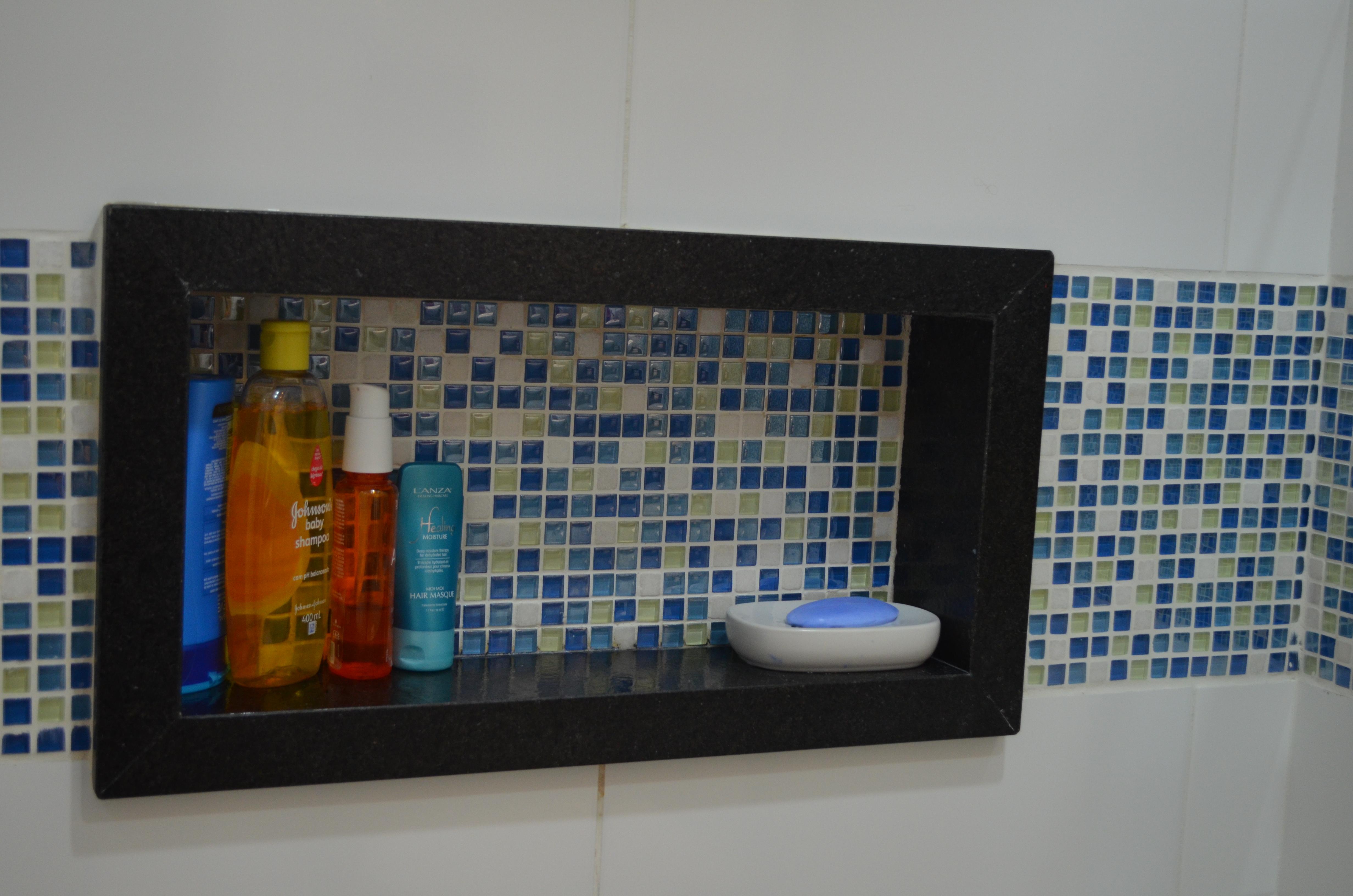 #6F380C Reforma banheiro social  Mogi das Cruzes LA LINEA 4928x3264 px reforma de banheiro com porcelanato
