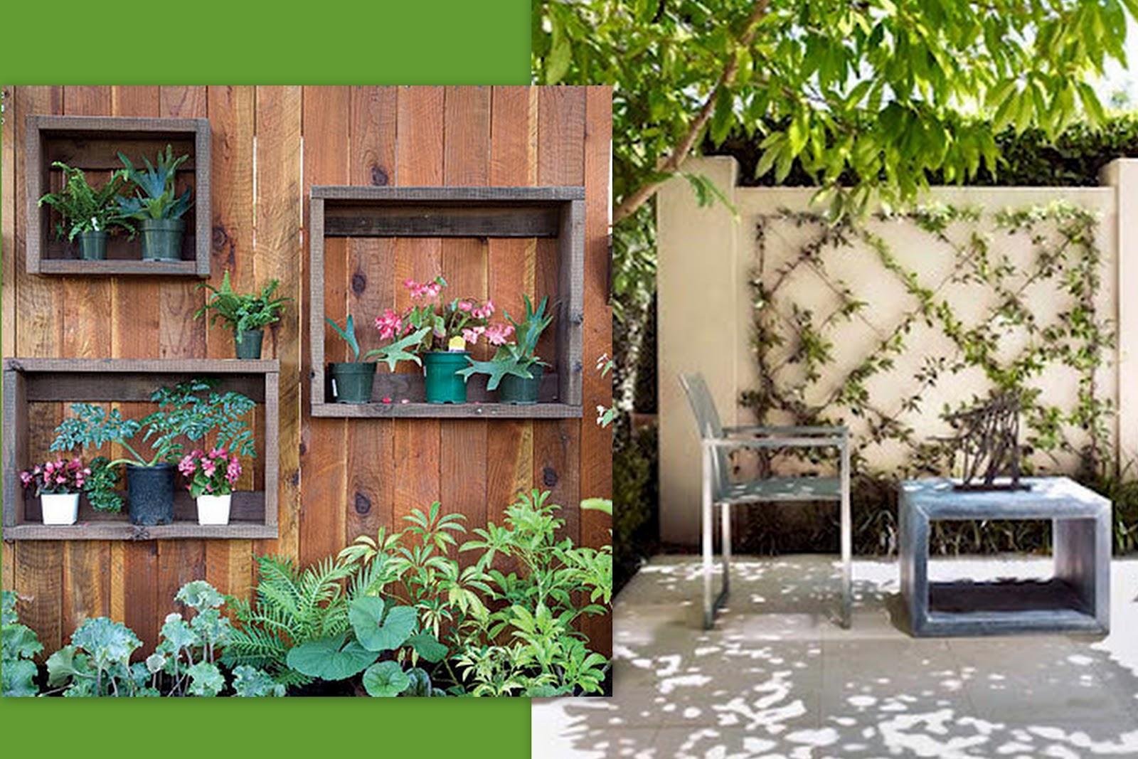 jardim vertical ideias:Jardim Vertical
